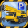 Crane Parking Simulator - 3D Construction Driving School Simulator Transport Games